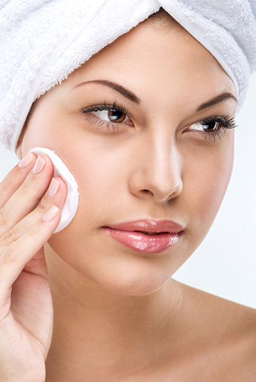 Makeup removing and cleansing