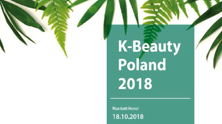 K-Beauty Varsovie (Pologne) Mercredi 17 Octobre